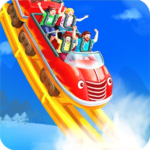 Funscapes: A Theme Park Game with Match 3 Puzzle APK (MOD, Unlimited Money) 0.2.66