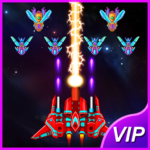 Galaxy Attack: Alien Shooter (Premium) APK (MOD, Unlimited Money) 32.8S