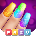 Girls Nail Salon – Manicure games for kids APK (MOD, Unlimited Money) 1.18