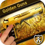 Golden Guns Weapon Simulator APK (MOD, Unlimited Money) 1.3