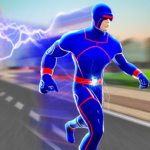 Grand Light Speed Robot Hero City Rescue Mission APK (MOD, Unlimited Money) 2.0