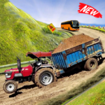 Heavy Tractor Trolley Cargo Simulator 3d Truck APK (MOD, Unlimited Money) 1.0