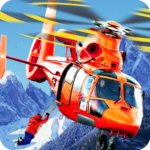 Helicopter Hill Rescue APK (MOD, Unlimited Money) 2.1
