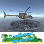 Helicopter Simulation APK (MOD, Unlimited Money) 0.8