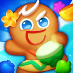 Hello! Brave Cookies (Cookie Run Match 3) APK (MOD, Unlimited Money) 2.3.1