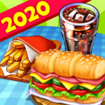 Hell's Cooking: crazy burger, kitchen fever tycoon APK (MOD, Unlimited Money) 1.39