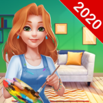 Home Paint: Color by Number & My Dream Home Design APK (MOD, Unlimited Money) 1.2.7