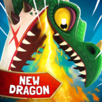 Hungry Dragon™ APK (MOD, Unlimited Money)  3.14