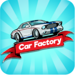 Idle Car Factory: Car Builder, Tycoon Games 2020🚓 APK (MOD, Unlimited Money) 12.9