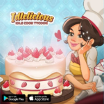 Idle Cook Tycoon: A cooking manager simulator APK (MOD, Unlimited Money) 1.0.0