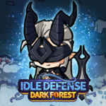 Idle Defense: Dark Forest APK (MOD, Unlimited Money) 1.1.27