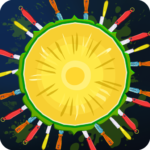Idle Knife: Slash The Fruits APK (MOD, Unlimited Money) 1.6.1