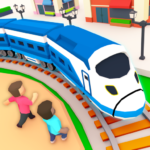 Idle Sightseeing Train – Game of Train Transport APK (MOD, Unlimited Money) 1.1.2