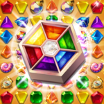 Jewels Fantasy : Quest Temple Match 3 Puzzle APK (MOD, Unlimited Money) 1.7.7