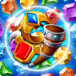 Jewels Time : Endless match APK (MOD, Unlimited Money) 2.11.1