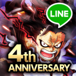 LINE: ONE PIECE 秘寶尋航 APK (MOD, Unlimited Money) 9.0.4