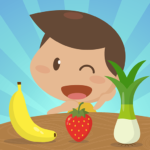 Learn fruits and vegetables – games for kids APK (MOD, Unlimited Money) 1.4.8