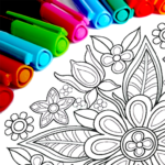 Mandala Coloring Pages APK (MOD, Unlimited Money) 15.9.2
