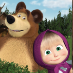 Masha and the Bear. Educational Games APK (MOD, Unlimited Money) 5.1
