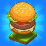 Merge Burger: Food Evolution Cooking Merger APK (MOD, Unlimited Money) 2.0.11