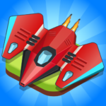Merge Spaceship – Click and Idle Merge Game APK (MOD, Unlimited Money) 2.0