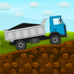 Mini Trucker – 2D offroad truck simulator APK (MOD, Unlimited Money) 1.4.0