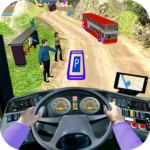 Modern Bus Drive 3D Parking new Games-FFG Bus Game APK (MOD, Unlimited Money) 2.42