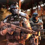 Modern Combat 5: eSports FPS APK (MOD, Unlimited Money) 5.8.1c