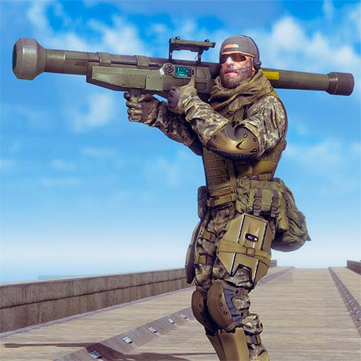 Modern Flag Forces New Shooting Games 2020 APK (MOD, Unlimited Money) 1.50