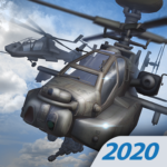 Modern War Choppers: Wargame Shooter PvP Warfare APK (MOD, Unlimited Money) 0.0.5