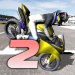 Motorbike – Wheelie King 2 – King of wheelie bikes APK (MOD, Unlimited Money) 1.0