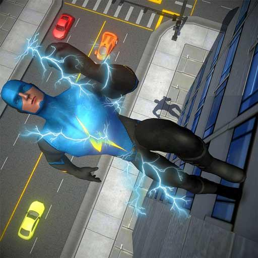 Multi Speedster Superhero Lightning:Flash Games 3D APK (MOD, Unlimited Money) 2.2