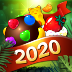 New Fantasy Jungle Adventure: Puzzle World APK (MOD, Unlimited Money) 1.1.2