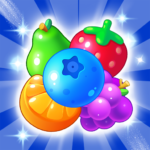 New Tasty Fruits Bomb: Puzzle World APK (MOD, Unlimited Money)