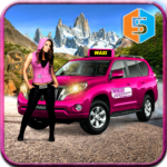 New York Taxi Duty Driver: Pink Taxi Games 2018 APK (MOD, Unlimited Money) 5.0