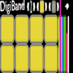 OCTAPAD-PRO||DIGIBAND|ELECTRO DRUMPADS|FINGERDRUMS APK (MOD, Unlimited Money) 1.08