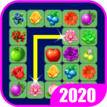 Onet Connect Flowers Fruits APK (MOD, Unlimited Money) 1.1