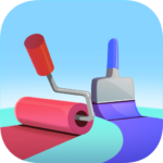 Paint.io – Draw IO Race APK (MOD, Unlimited Money) 1.0.9