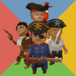 Pirates party: 2 3 4 players APK (MOD, Unlimited Money) 2.13