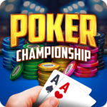 Poker Championship – Holdem APK (MOD, Unlimited Money) 3.1.9