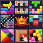 Puzzle Kingdom – Puzzle All In One (Classic) APK (MOD, Unlimited Money) 0.1.8