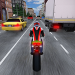 Race the Traffic Moto APK (MOD, Unlimited Money) 1.0.18
