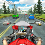 Racing In Moto Traffic Stunt Race APK (MOD, Unlimited Money) 1.20