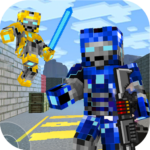 Rescue Robots Sniper Survival APK (MOD, Unlimited Money) 1.129