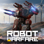 Robot Warfare: Mech Battle 3D PvP FPS APK (MOD, Unlimited Money) 0.2.2310.1