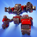 Robots Battle Arena: Mech Shooter & Steel Warfare APK (MOD, Unlimited Money)