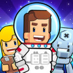 Rocket Star – Idle Space Factory Tycoon Game APK (MOD, Unlimited Money) 1.47.1