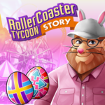 RollerCoaster Tycoon® Story APK (MOD, Unlimited Money) 1.2.5238