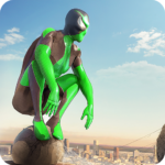 Rope Frog Ninja Hero – Strange Gangster Vegas APK (MOD, Unlimited Money) 1.3.6