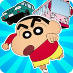 Shinchan Speed Racing : Free Kids Racing Game APK (MOD, Unlimited Money) 1.16